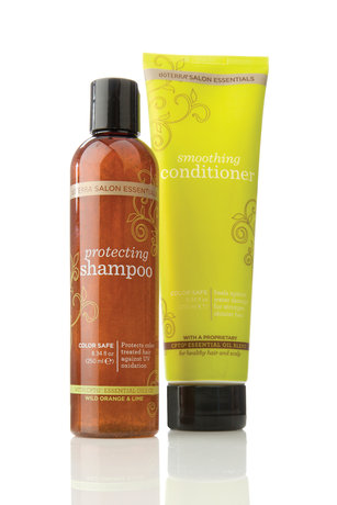 Защитен шампоан и балсам за коса - Protecting Shampoo and Smoothing Conditioner