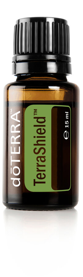 Репелент - TerraShield Outdoor Blend 15 ml